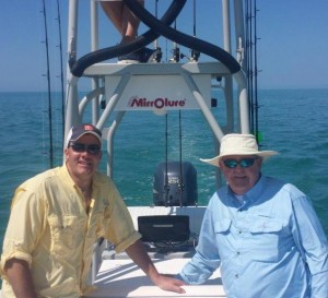 Kids of all ages enjoy a day on water with an expert fishing guide.