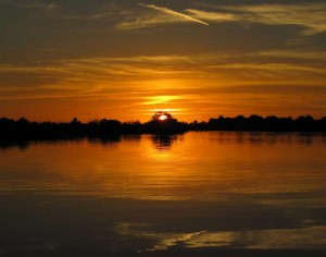 Another beautiful sunset in Charlotte County.